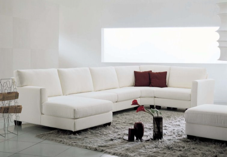 Hussen ecksofa  Signature Home Collection GmbH - Lampen, Accessoires & Möbel in ...